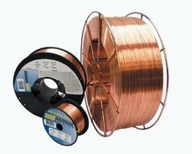 """44 lb Roll ER70S-6 .035/"""" Mild Steel Mig Welding Wire"""