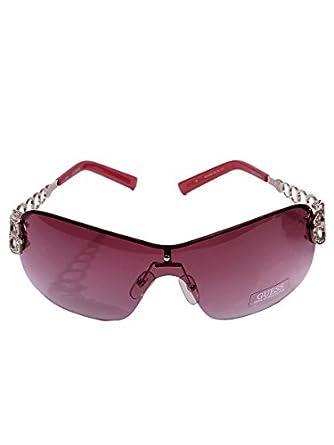 Amazon.com: GUESS GU6509 PK 52 Women's Sunglasses Pink