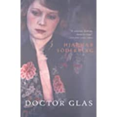 Doctor Glas cover by The Harvill Press