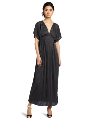 Romeo & Juliet Couture Women's Solid Maxi Dress