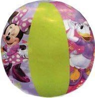 "Minnie Bowtique Inflatable 20"" Beach Ball - 1"