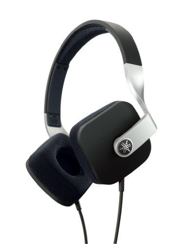 Yamaha Hph-M82Bl High-Definition On-Ear Headphones, Black