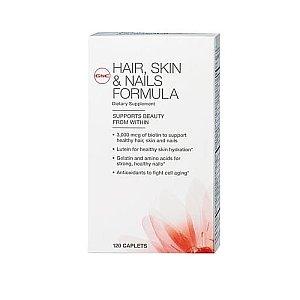 GNC Women's Hair, Skin & Nails Formula 120 Tablets