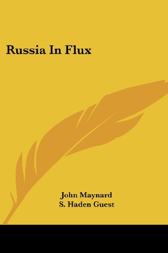 Russia in Flux