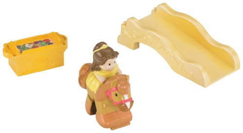 Fisher-Price Little People Disney Klip Klop Belle (Fisher Price Doll Horse compare prices)