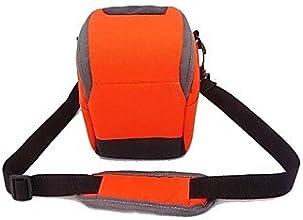 Dengpin One-Shoulder Camera Bag with Rain Cover for Samsung NX3000 Nxmini NX2000 NX1100 NX1000 NX200