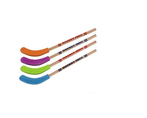 Hockey Stick Bundles 2 dz Hockey Stick Pencils