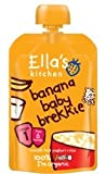 Organic Baby Food - Banana Baby Brekkie 7-Pack - 7 x 3.5 oz - Box