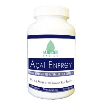 Acai Energy Case Pack 12 - 358072