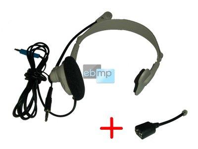 Callcenter PROFI-TELEFON-Headset Telefonheadset+Adapter
