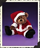 Nicky - Santa Claus plush Teddy Bear