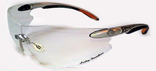 (ハーレーダビッドソン)HARLEY-DAVIDSON HD-803 クリアー バイク スポーツサングラス サングラス スポーツグラス メガネ 並行輸入品