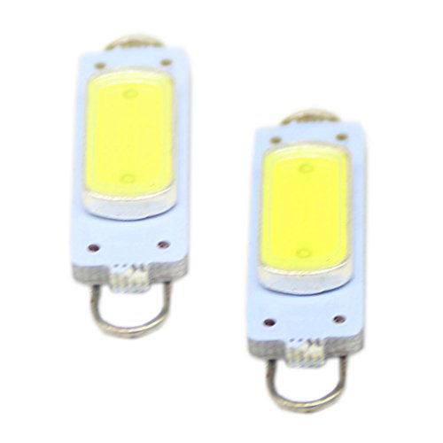 Generic 44Mm 211-2 212-2 214-2 578 High Power Plasma Smd Rigid Loop Led Bulbs For Interior Map Reading Step Door Lights Color White