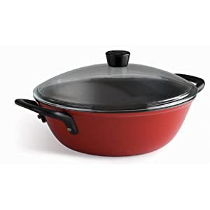 Iron Chef J65-0026 7-Quart Casserole with Lid