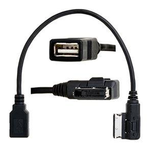 New AMI MDI MMI 4F0051510G USB Audio MP3 music interface Adapter for Audi A3/A4/A5/ A6/A8/S4/S6/S8/ Q5/Q7/R8/ TT and Volkswagen Jetta/ GTI/ GLI/ Passat/ CC/ Tiguan/ Touareg/EOS