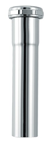 Plumb Craft 7632400N 1-1/4-Inch By 6-Inch Sink Tailpiece Extension Tube front-499451