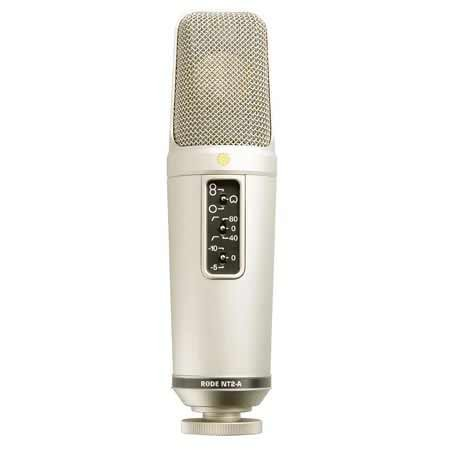 Rode Nt2A Nt2-A - Multi Pattern 1Ó Condenser Microphone
