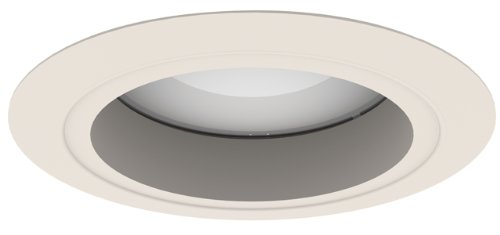 Prima Lighting AM8752-NC-W 6-Inch LED Shower Rated Recessed Kit with New Construction, Housing and Driver Included