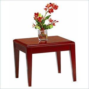 Image of DMi Furniture DMi Summit End Table-Reeded Edge (B008D45E4W)