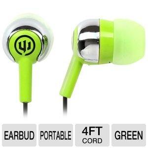 Wicked Audio Wi1802 In-Ear Deuce Earbuds