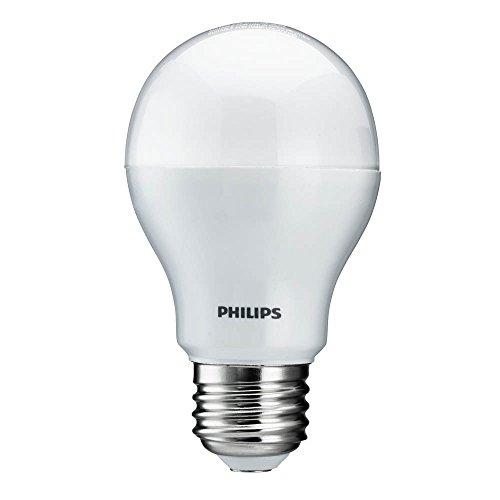 philips 430512 10 5 watt 800 lumens 3000k a19 led. Black Bedroom Furniture Sets. Home Design Ideas