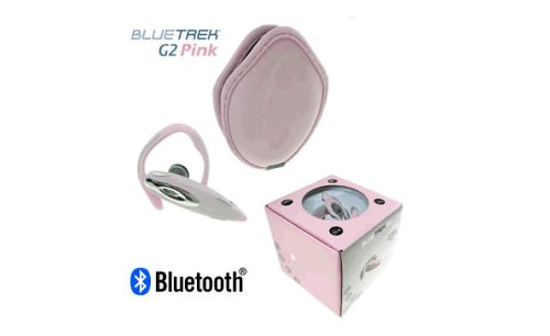 Innovi G2 - Bluetooth Headset - Pink