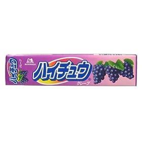 Morinaga - Hi-Chew Grape Candy 2.01 Oz.