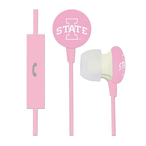 Iowa State Cyclones Pink Ignition Earbuds + Mic (Cyclone Inline Fan compare prices)