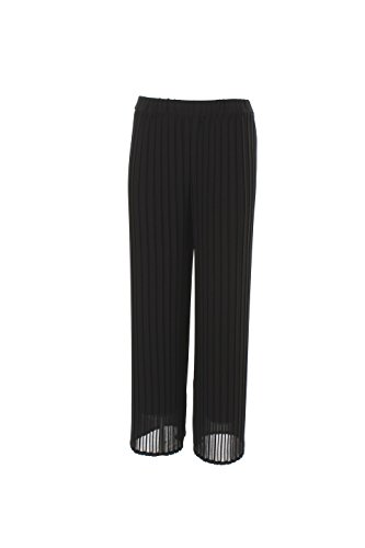 Pantalone Donna Kontatto M Nero Gi720 Primavera Estate 2016