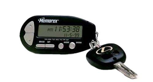 Memorex Portable Keychain Organizer