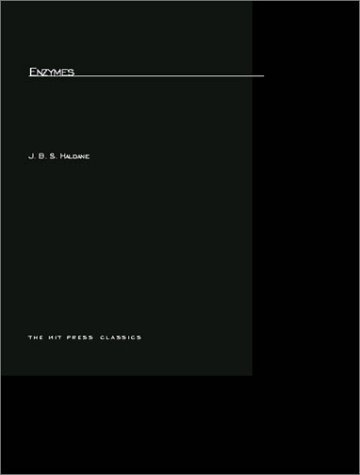 Enzymes (MIT Press Classics) PDF