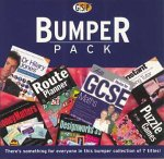Bumper Pack (Typing, GCSE maths, puzzle games, doctor in the house, money, design, route planner)