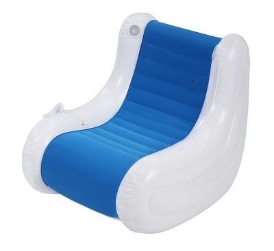 Inflatable iChair with Speakers