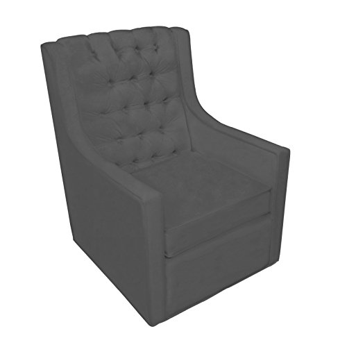 Komfy Kings Grand Glider, Charcoal front-1026332