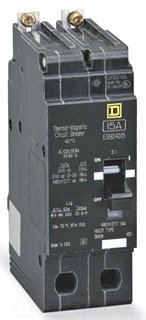 Edb24030 Square D Schneider Electric Bolt-On Edb Circuit Breaker