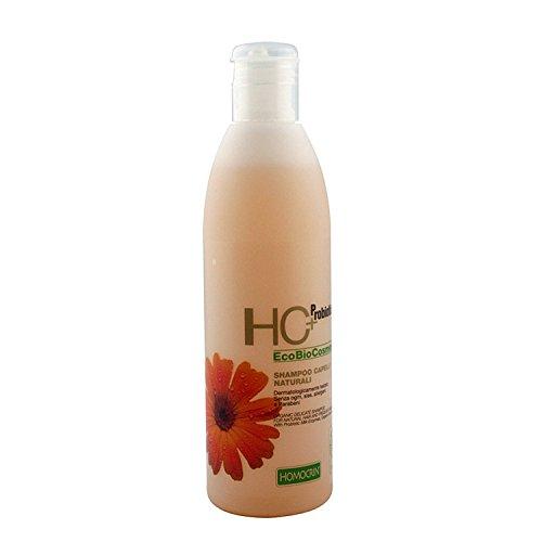 Shampoo Per Capelli Uso Frequente Extra Delicato Homocrin Hc+ 250 Ml