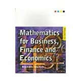 img - for Mathematics for Business, Finance & Economics book / textbook / text book