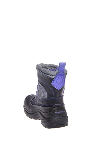 The North Face Alpenglow Lace Boot Griffin Grey/Blue Iris Size 2 M US