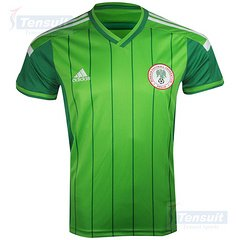 NIGERIA HOME REPLICA JERSEY SIZE LARGE