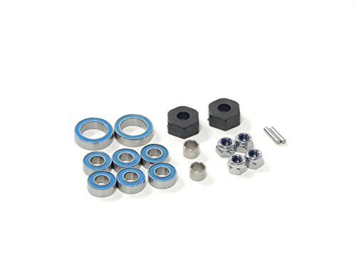 Traxxas 5119 Ball Bearings 10x15x4mm, 2-Piece