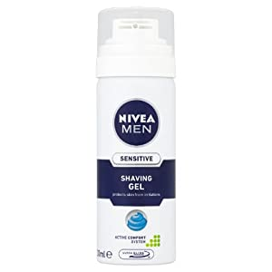 NIVEA MEN Sensitive Shaving Gel 30ml