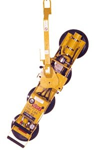 CRL Woods Powr-Grip Single Channel D.C. Vacuum Lifting Frame