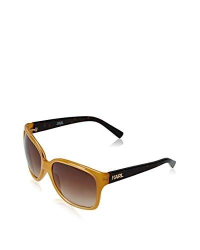 Karl Lagerfeld Sonnenbrille KS6013 (59 mm) gelb