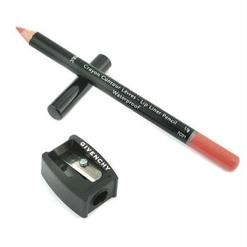 Lip Liner Pencil Waterproof ( With Sharpener ) - # 3 Lip Beige