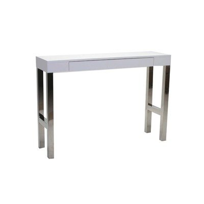 Cheap Tura Console Table in White Lacquer (ER-1026-18)
