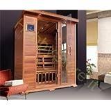 Hobbystore Sauna A Raggi Infrarossi 3Brown