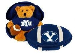 Byu Brigham Young University Foot Ball Teddy