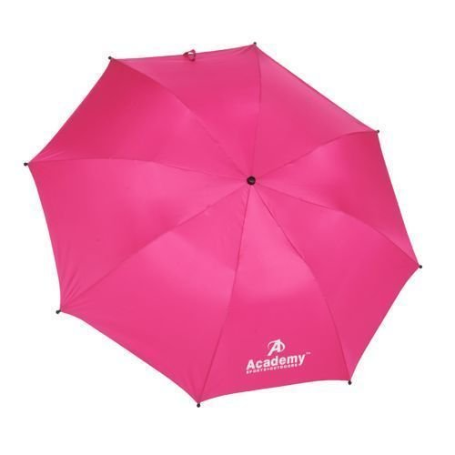"""Pink Folding Umbrella Clamp On Outdoor Chair Beach Camping Patio Sports Colors New Travel 41"""" Canopy Pink"""