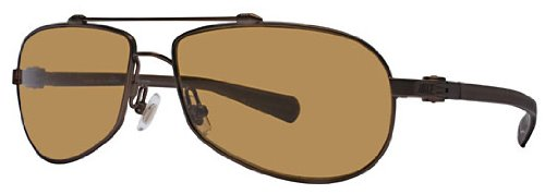 Nike Supercharged 400 P Flexon Aviator Sunglasses EV0454-256