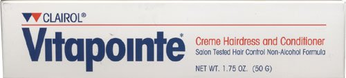 Vitapointe Creme Hairdress and Conditioner 1.75 OZ.